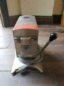 Edlund Tabletop 2 speed Heavy duty Commercial Electric Can Opener Model 270