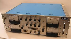 Sokkia Test Box Ii Led Phase Testing Unit Japan