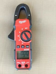 Milwaukee Electrical Current Voltage Tester Ac Digital Clamp Meter 2235 20