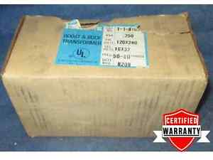 Nib Acme T 1 81057 Transformer 250 Va 250 Kva Single Phase 1 Year Warranty