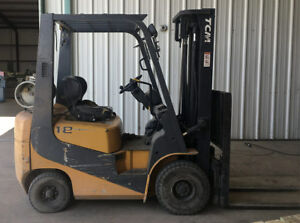Tcm Forklift 3500 Lbs Capacity