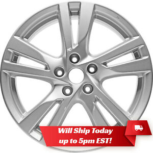 New 18 Replacement Alloy Wheel Rim For 2013 2018 Nissan Altima 62594