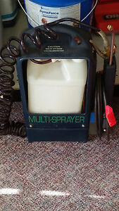 Multisprayer M1 Electric Sprayer For Carpet Cleaning