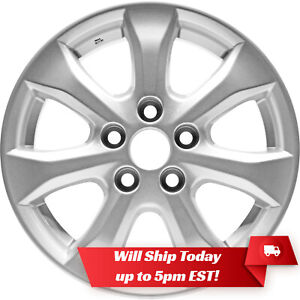New 16 Replacement Alloy Wheel Rim For 2007 2011 Toyota Camry 69495 7 Spokes
