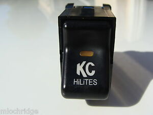 Jeep Tj Wrangler Kc Hilites Led Rocker Switch 1997 2006