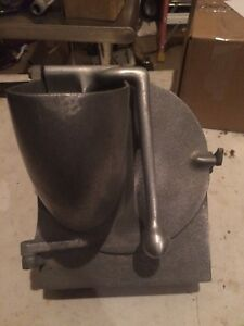 Hobart Pelican Head Housing Mixer Buffalo Chopper Slicer Grater