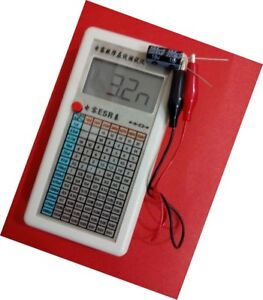 Digital Capacitor Esr Tester Internal Resistance Meter Test In Circuit