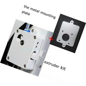 New Extrusion Set With Metal Mounting Plate For Ultimaker 2 Extended Extruder