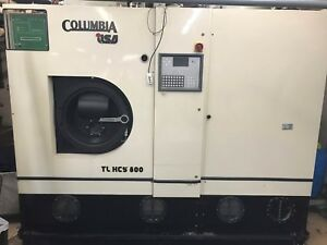 Ilsa Columbia Dry Cleaning Machine 80lbs Hydrocarbon