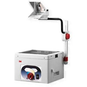3m Overhead Projector Model 1608 With Dual Lamp Good