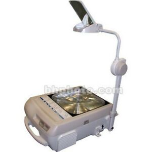 Vutec Tutor Overhead Projector V4002 With Lamp Change With 2 Bulbs