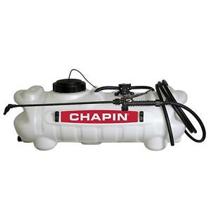 Chapin 97200 15 gallon 12 volt Ez Mount Fertilizer Herbicide And Pesticide 1