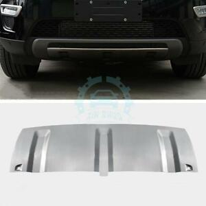 Front Bumper Lower Cover Retrofit Trim For Land Rover Discovery Sport 2015 2017