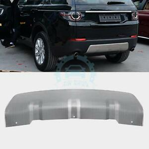 1pc Rear Side Bumper Lower Refit Trim For Land Rover Discovery Sport 2015 2017