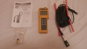 Ysi Do200 Us Portable Dissolved Oxygen Meter Kit With 30ft Do Probe Reel