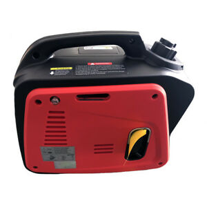 Purewave Digital 1500 Watt Gas Generator Inverter Quiet Portable Rv Camping 60cc
