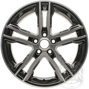 New 18 Replacement Alloy Wheel Rim For 2015 2018 Ford Focus 10015 St