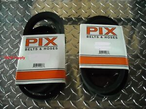 New Holland Haybine Mower Conditioner Belt Set 472 477 478 Cutter And Reel Drive