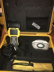 Trimble Tsc2 And Trimble R8 Gnss Model 3 67250 72 Gps With Accessories