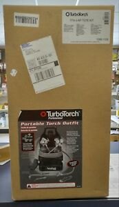 new Old Stock Victor Turbo Torch Ttv j ap Tote Kit 0386 1338 free Shipping