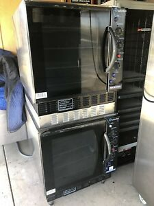 Moffat Turbofan 32 Convection Oven Double Stacking 2