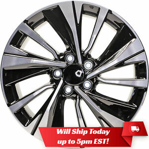 New Set Of 4 18 Alloy Wheels And Centers For 2008 2017 Honda Accord