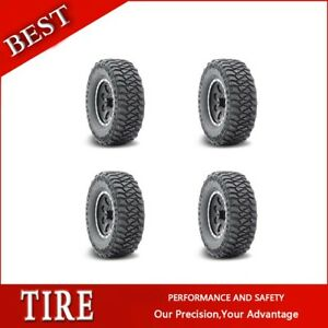 4pcs Mickey Thompson Tyres Baja Mtzp3 Lt305 60r18 Tires 305 60 18 3 Ply