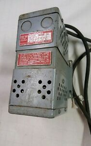 Constant Voltage Transformer Out 115 V 60 Va In 95 130 V Acme Electric T 31938