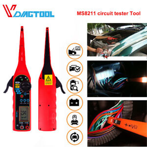 Ms8211 Circuit Tester Multifunction Car Auto Power Electric Circuit Testing Tool