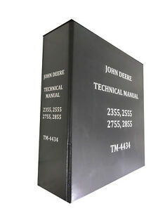 2755 John Deere Technical Service Shop Repair Manual