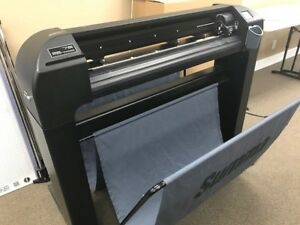 Summa S2 D75 30 Vinyl Cutter That Can Be Shipped In The Original Box