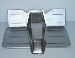 Direct Sheetmetal Cv251 1937 46 Chevy Pickup Truck Front Floorboard W Stock Fw
