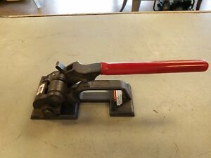 Mip 1200 Steel Strapping Tool Tensioner 3 8 3 4 015 025