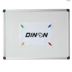 Toolots Dinon Wall Hang Magnetic Lacquered Dry Erase Board 47 1 4 35 1 2