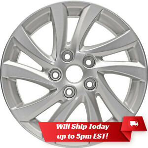 New 16 Replacement Alloy Wheel Rim For 2012 2013 2014 2015 2016 Mazda 5