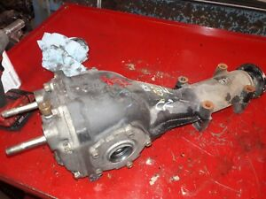 Subaru Rear Differential 4 44 Lsd Diff R160 0896
