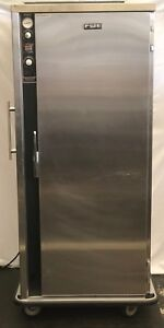 Used Fwe Phu 12 Mobile Proofer Heater Cabinet 12 Universal Tray Slides