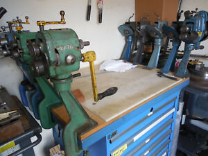 Roper Whitney 544 A Roll pexto Roll Bead 975 Stand Diacro Nice