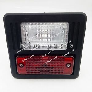Tail Light Lamp Loader Rear Door Light For Bobcat S300 S750 S570 S510 Skid Steer