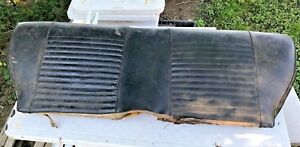 1964 1965 1966 1967 1968 Ford Mustang Rear Bench Seat Bottom Only Original