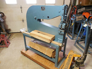 Roper Whitney No 34 Lever Press 8 Ton Pexto diacro Punch Press Nos