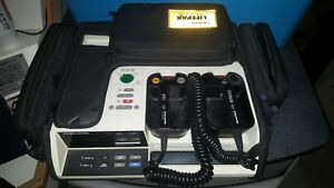 Physio Control Lifepak 10 Battery Support System With Case