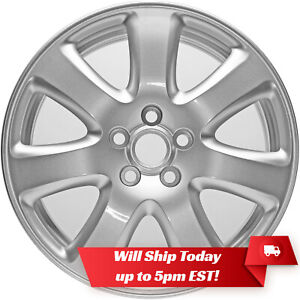 New 17 Replacement Alloy Wheel Rim For 2004 2008 Jaguar X type X Type 58766