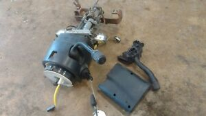 05 07 Ford Automatic F250 F350 Superduty Steering Column
