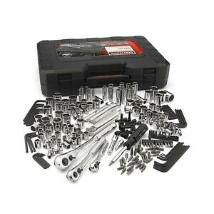 Craftsman 230 Piece Complete Tool Set Mechanics Socket Wrench Ratchet Garage Kit