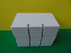 500 Genuine Rolodex Rotary Refill Cards 3 X 5 Made In Usa New Snow White