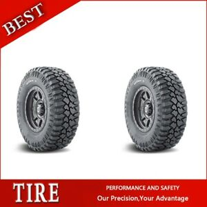 2pcs Mickey Thompson Tyres Deegan 38 Lt305 65r17 Tires 305 65 17 2 Ply