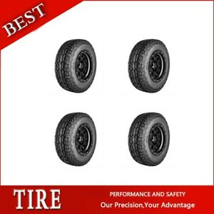 4pcs Pro Comp Tyres A t Sport Lt305 60r18 Tires 305 60 18 3 Ply All Terrain