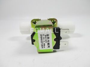Ze 4f180 1 2 Electric Solenoid Valve For Water Air N c Normally Closed Dc 12v