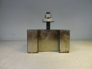 Msc Phase Ii Series Ca Number 4 Boring Bar Tool Post Holder